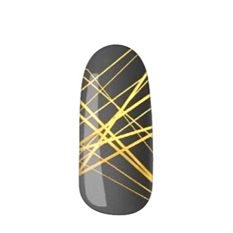 LAK'U паутинка для дизайна Spider Gel Gold, 5 мл