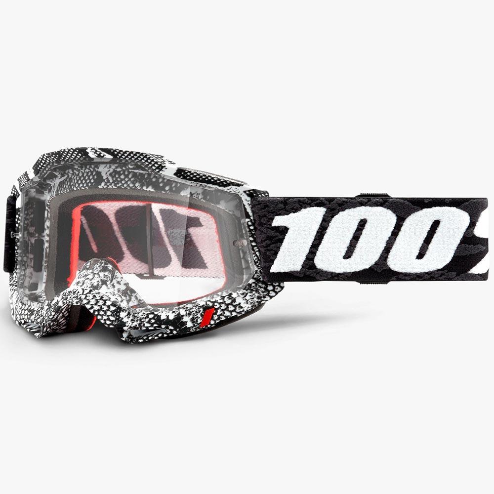 100% Accuri 2 Cobra Clear Lens, очки