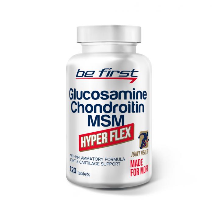 Be First - Glucosamine+Chondroitin+MSM Hyper Flex