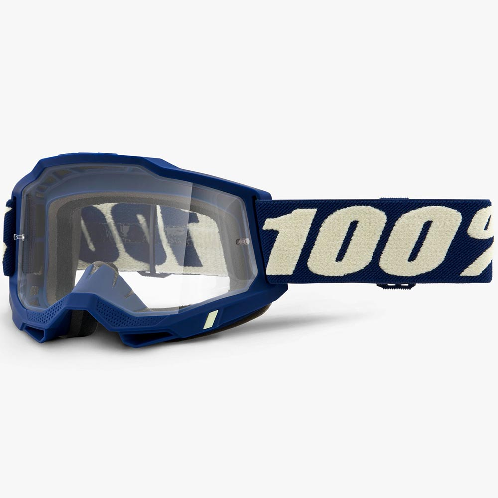 100% Accuri 2 Deepmarine Clear Lens, очки