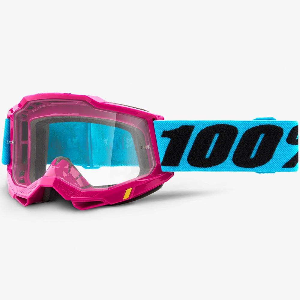 100% Accuri 2 Lefleur Clear Lens, очки