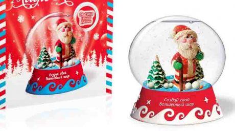Создай волшебный шар Дед Мороз