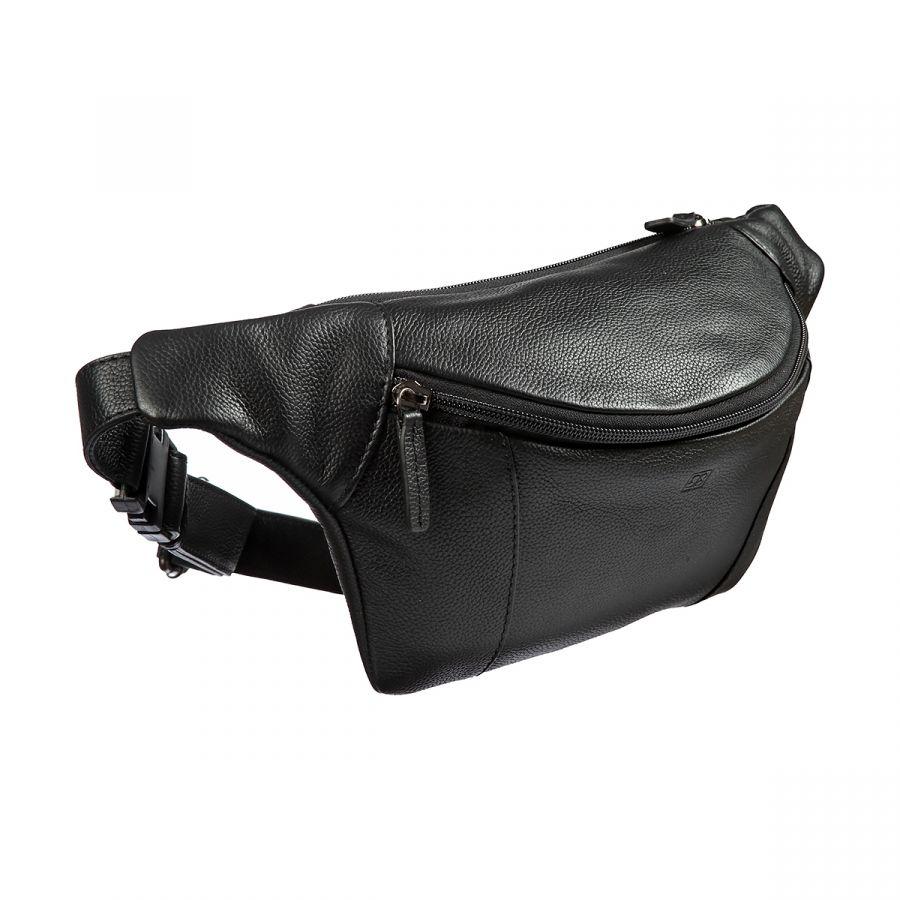 Поясная сумка Sergio Belotti 012-2315 denim black
