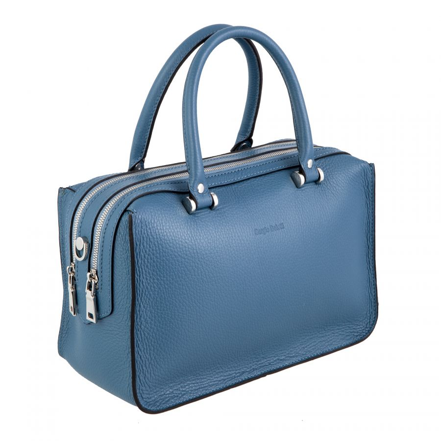 Cумка Sergio Belotti 6451 blue steel Napoli