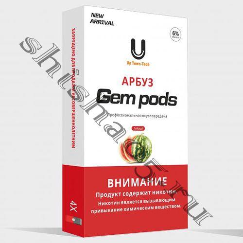 Картридж GEM Pods (4шт) - Арбуз