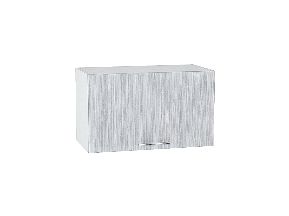 Шкаф верхний Валерия ВГ600 (серый металлик дождь)