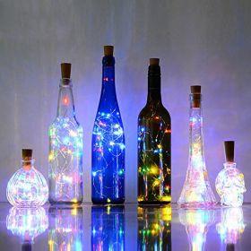 Гирлянда для стеклянных бутылок 2 метра