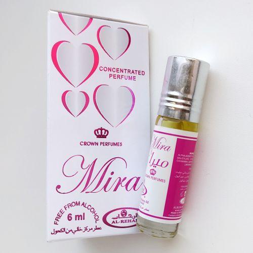 Арабские масляные духи Mira | Мира | 6 мл | Al-Rehab | Женский