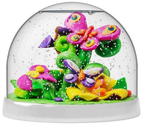 Создай волшебный шар Бабочки