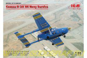 Cessna O-2A авиации флота США