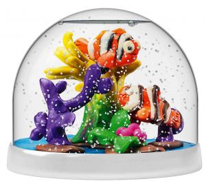 Создай волшебный шар Рыбки