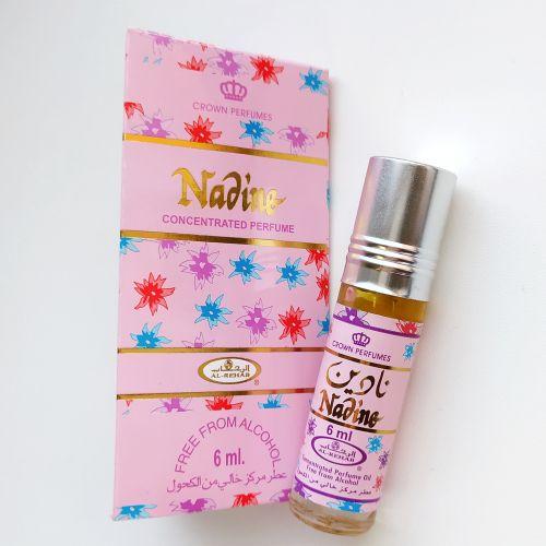 Арабские масляные духи Nadine | Надин | 6 мл | Al-Rehab | Женский