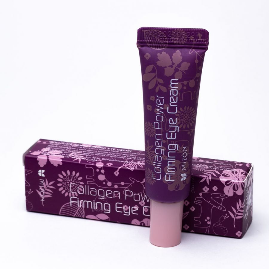Крем для кожи вокруг глаз с коллагеном в тюбе Mizon Tube Collagen Power Firming Eye Cream (Tube) 10 мл ХИТ
