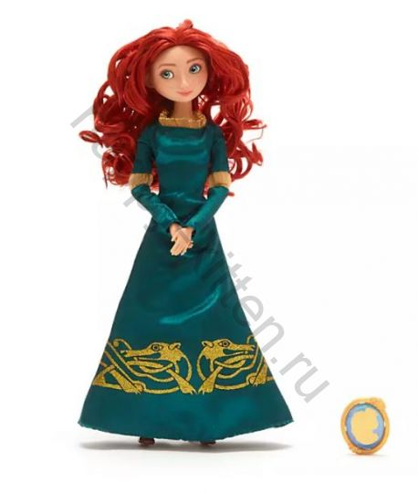 Игрушка кукла Мерида Дисней