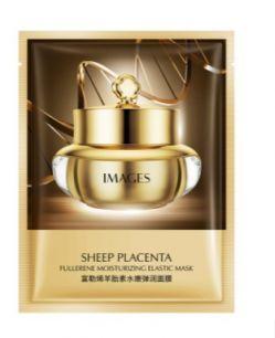 """Лифтинг маска с фуллеренами и с экстрактом овечьей плаценты  """"Images"""".(4932)"""