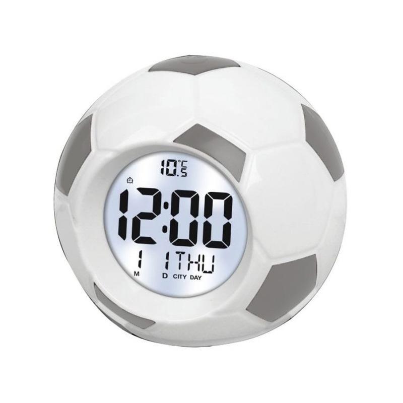 Настольные говорящие часы Футбольный мяч Atima AT-609TR