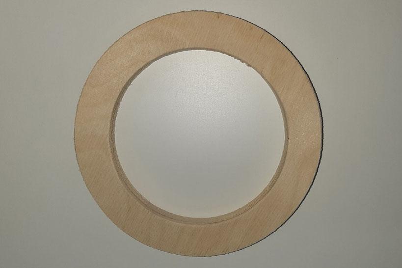 Кольцо проставочное 13 см без утопления