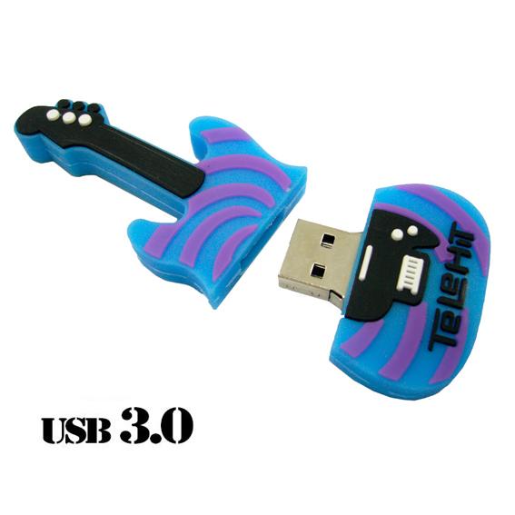 Орбита OT-MRF41 флэш USB 3.0 32Гб (Гитара)