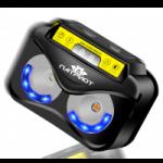 Патриот PT-FLG33 фонарь налобный (3L, аккум, дат.движ)