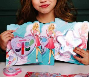 Детская декоративная косметика Набор теней. Бабочка