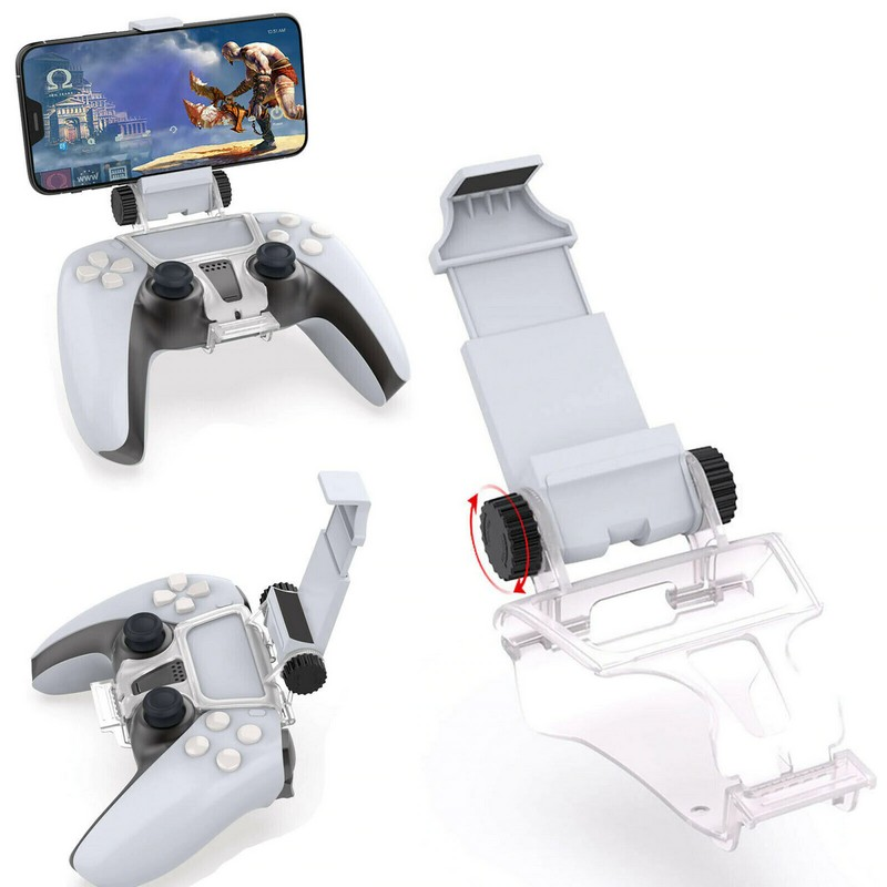 Крепление для телефона на джойстик Sony DualSense PS5 Dobe TP5-0527B