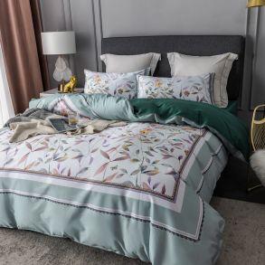 Комплект постельного белья Сатин Премиум CPA025