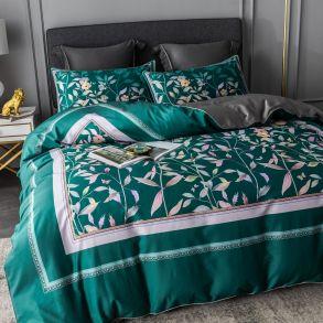 Комплект постельного белья Сатин Премиум CPA040