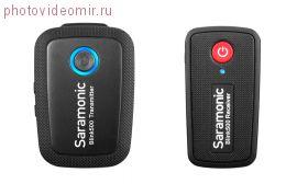 Радиосистема Saramonic Blink500 B1(TX+RX) приемник + передатчик, разъем 3,5мм