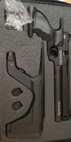 """Пистолет пневматический PCP """"Reximex RP"""" калибр 5.5 мм, анатомическая рукоять, сертифицированный"""