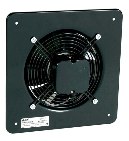 Осевой вентилятор AW 200E2 sileo