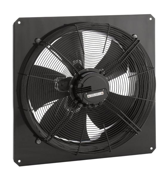 Осевой вентилятор AW 400DV sileo