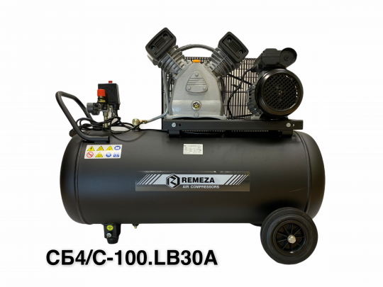 Компрессор поршневой Aircast СБ4/С-100.LB30A (220В)