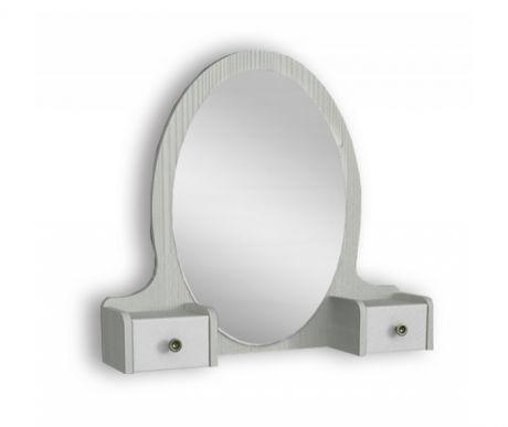 Зеркало для туалетного столика серия мебели Классика Карамель