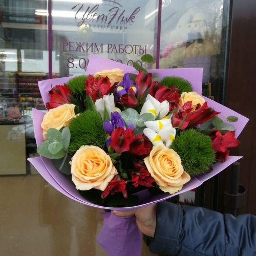 Букет Цветочный бал