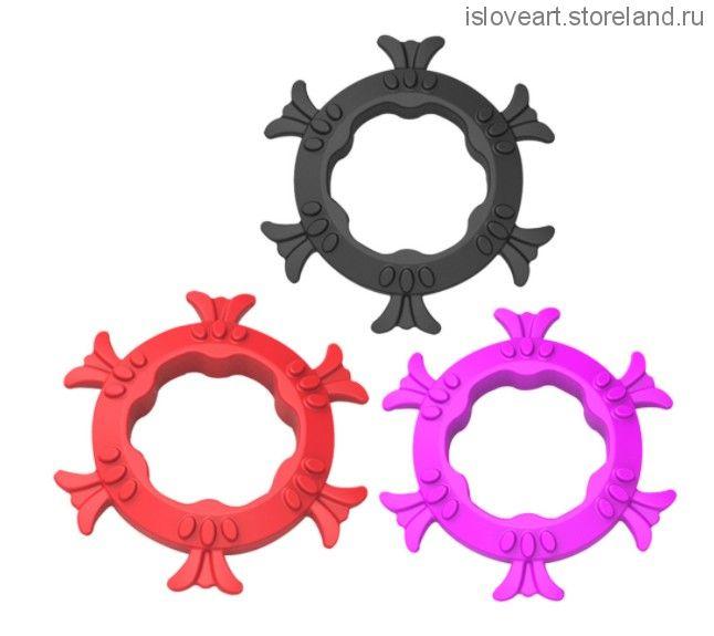 Кольцо эрекционное в ассортименте 1 шт