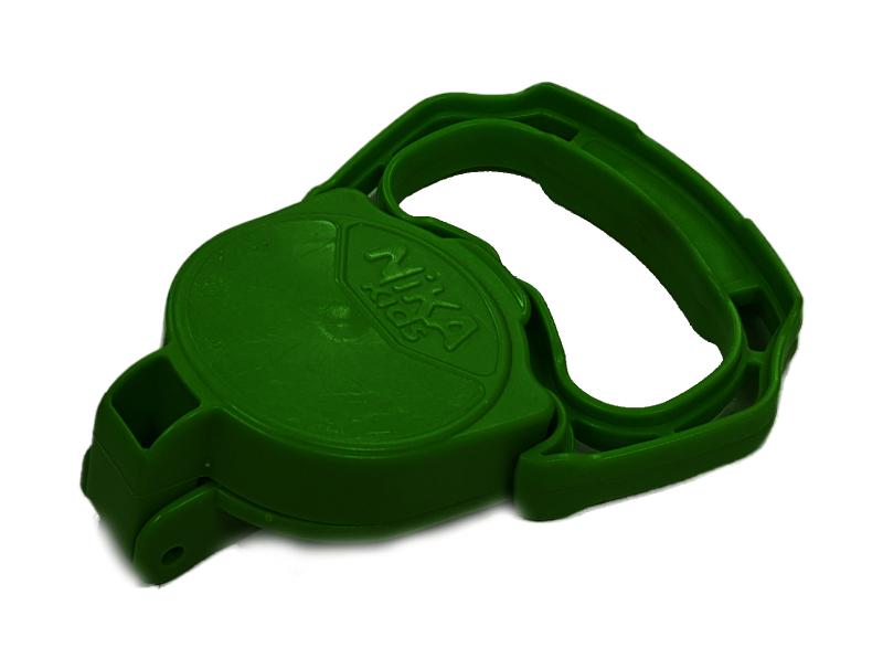 Ручка-рулетка для снегоката, цвет темно-зеленый