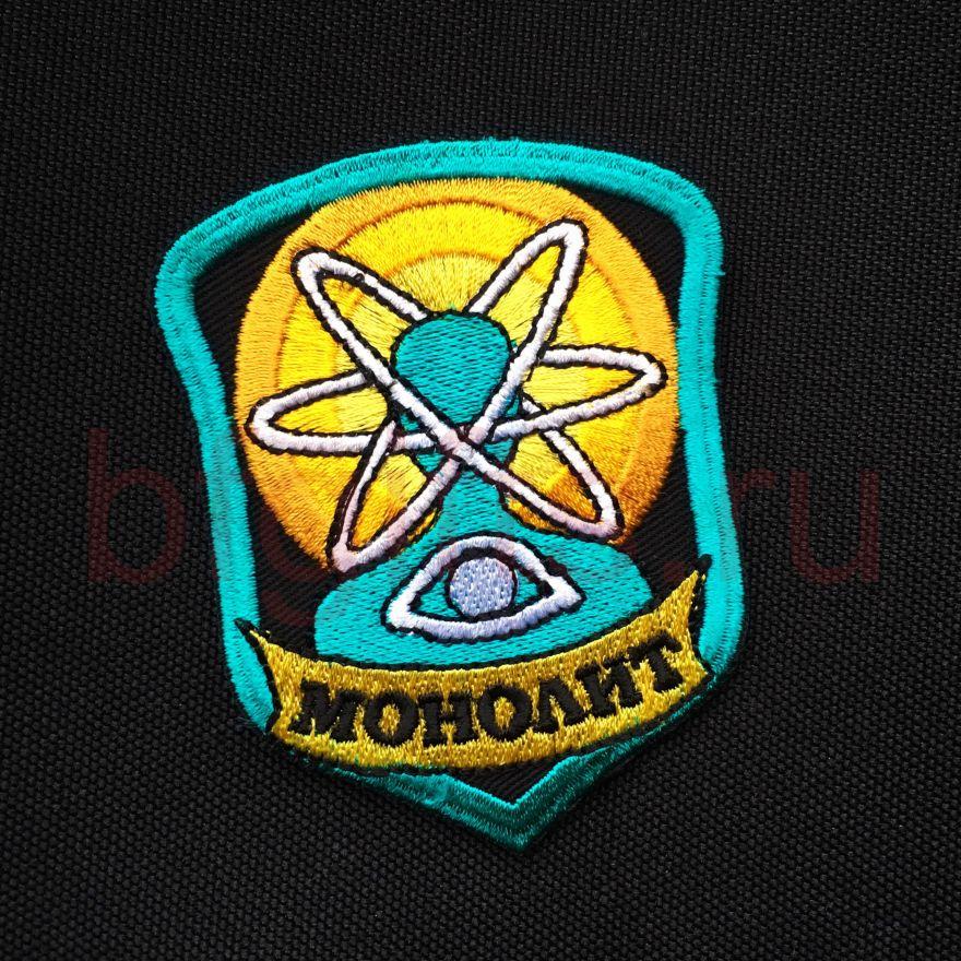 Нашивка коллекционная Монолит S.T.A.L.K.E.R.