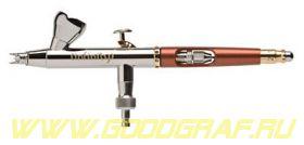 Harder&Steenbeck Аэрограф Infinity Solo(сопло 0,15 мм, бачок 2 мл)
