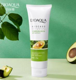 Маска для волос с экстрактом авокадо и маслом из семян макадамии.(47255)