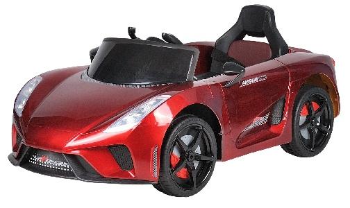 Электромобиль (NEW) JJ0102, красный металлик / red