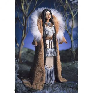 Коллекционная кукла Барби Дух Земли  - Spirit of the Earth Barbie  Doll, 50707