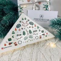 FREEDECOR Лунная пирамида Pr3-01 3 грани Новый год