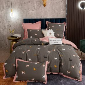 Комплект постельного белья Сатин Экстра CPT011