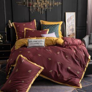 Комплект постельного белья Сатин Экстра CPT016