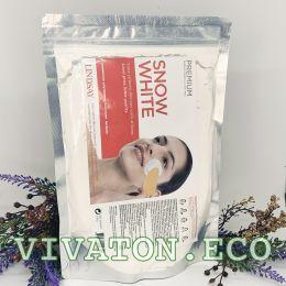 Альгинатная маска Lindsey Premium Snow White Modeling Mask Pack 240 гр