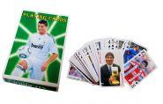 Карты игральные - Легендарные футболисты мира 54шт