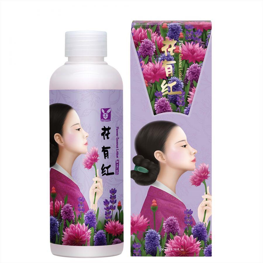 Эссенция-лосьон Hwa Yu Hong Flower Essence Lotion, 200 мл