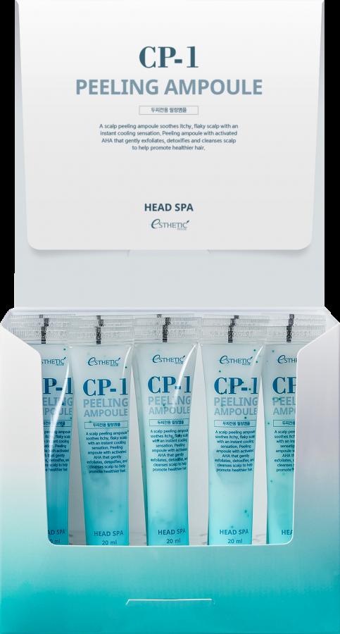 Пилинг-сыворотка для кожи головы ГЛУБОКОЕ ОЧИЩЕНИЕ CP-1 Peeling Ampoule, 20 мл