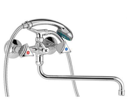 Душевой набор (гарнитур) Mofem Metal Plus 604 145-0001-15