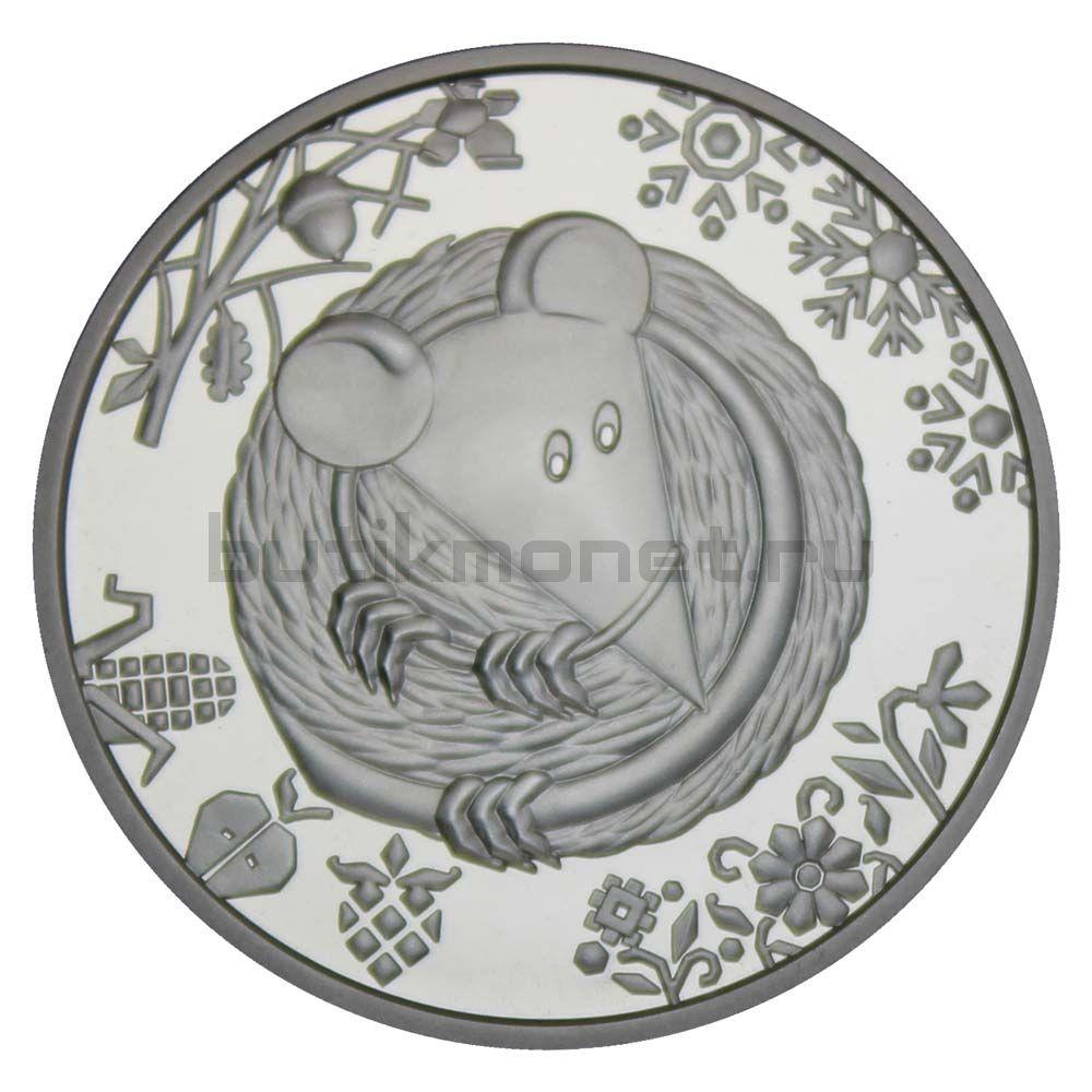 5 гривен 2020 Украина Год крысы (Китайский гороскоп)